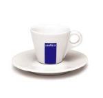 Espressotasse mit Unterteller BLUE